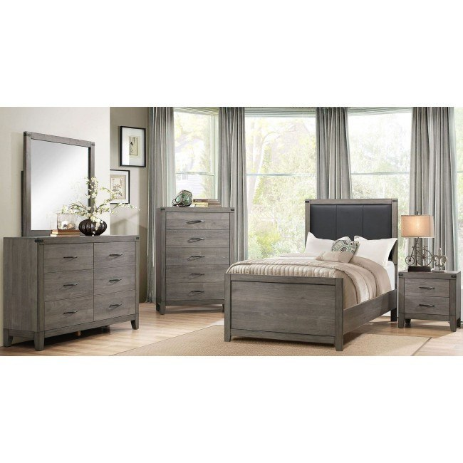 Woodrow Youth Panel Bedroom Set