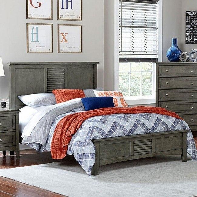 Garcia Panel Bed