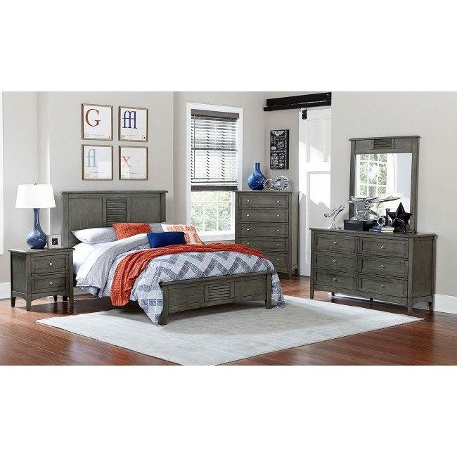 Garcia Panel Bedroom Set