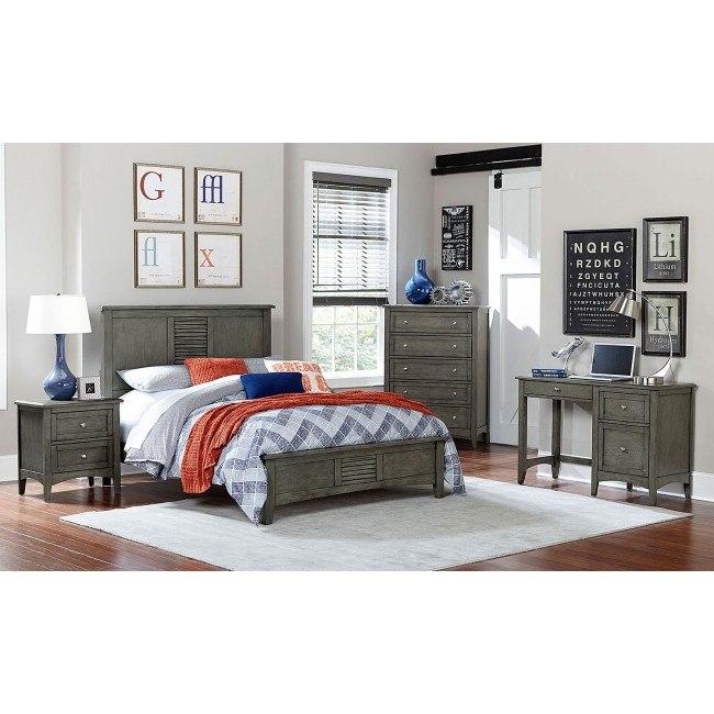 Garcia Youth Panel Bedroom Set