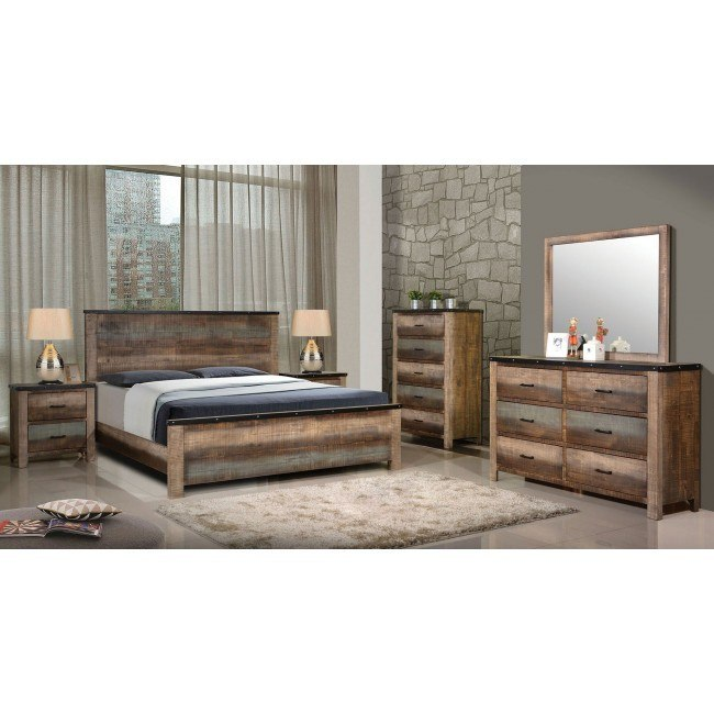 Sembene Panel Bedroom Set