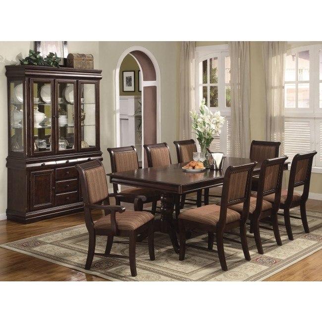 Merlot Dining Room Set