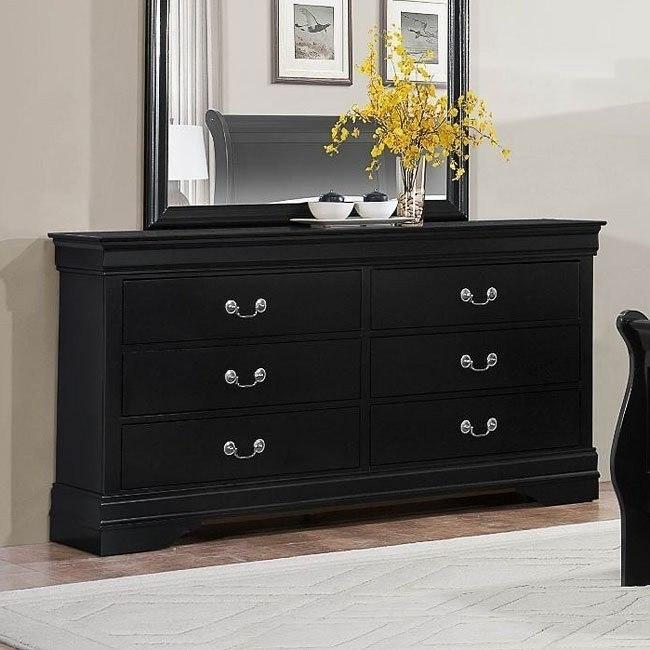 Mayville Dresser (Black)