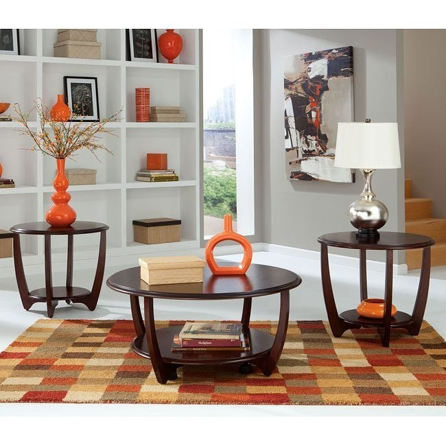 Outstanding Seattle Ii 3 Piece Occasional Table Set Short Links Chair Design For Home Short Linksinfo