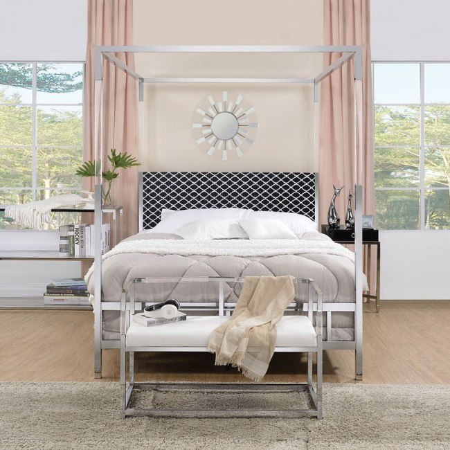 Awesome Queen Canopy Bedroom Sets Decor