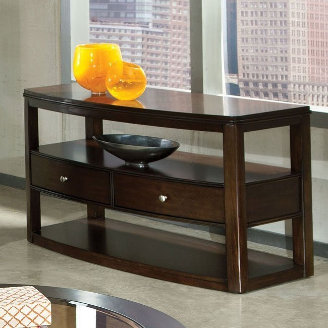 Spencer TV Console