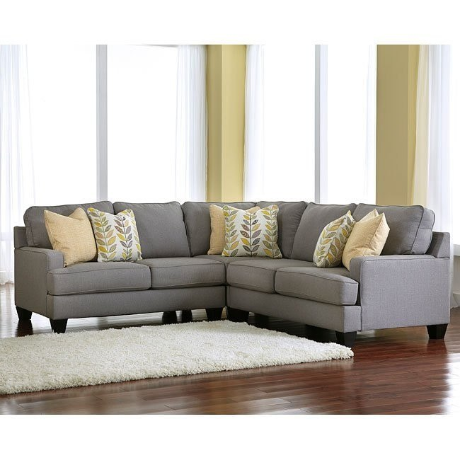 Chamberly Alloy Modular Sectional