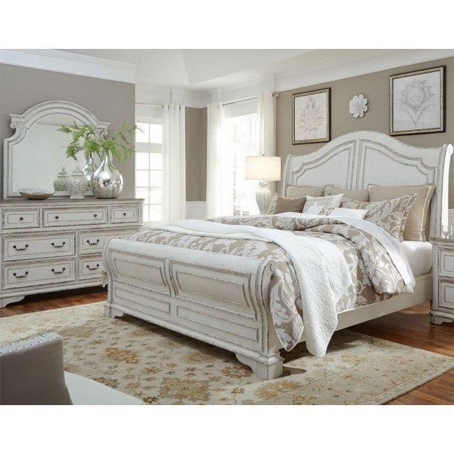 Magnolia Manor Sleigh Bedroom Set