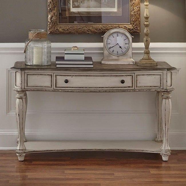 Excellent Magnolia Manor Sofa Table Ibusinesslaw Wood Chair Design Ideas Ibusinesslaworg