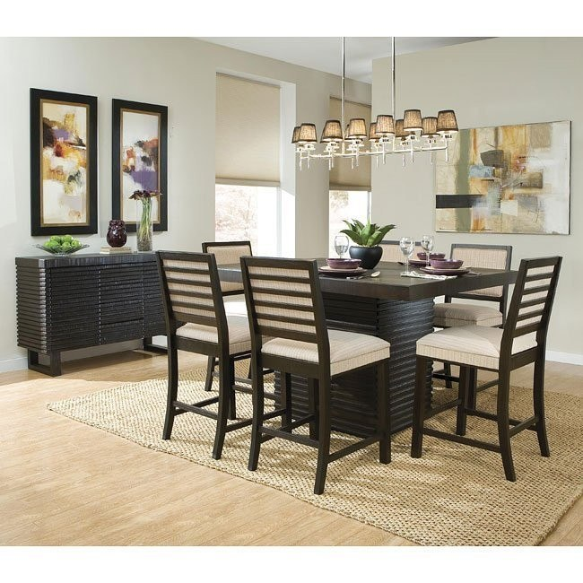 Terrific Miles Counter Height Dining Room Set By Homelegance Download Free Architecture Designs Scobabritishbridgeorg