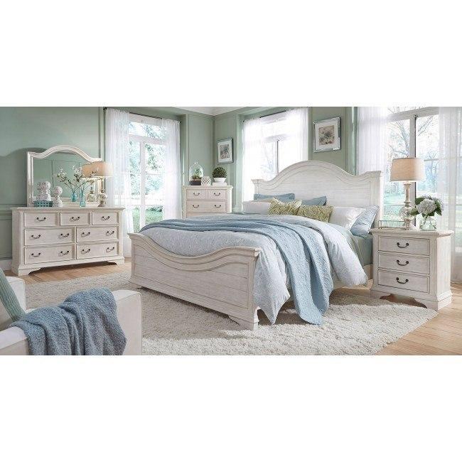 Bayside Panel Bedroom Set