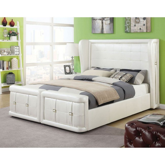 Linus Upholstered Bed