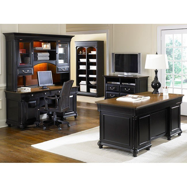 St Ives Jr Executive Home Office Set