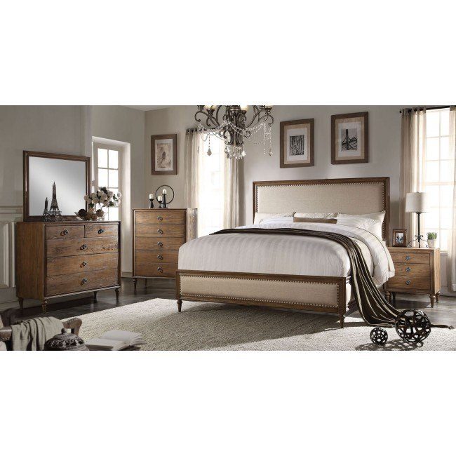 Inverness Low Profile Bedroom Set