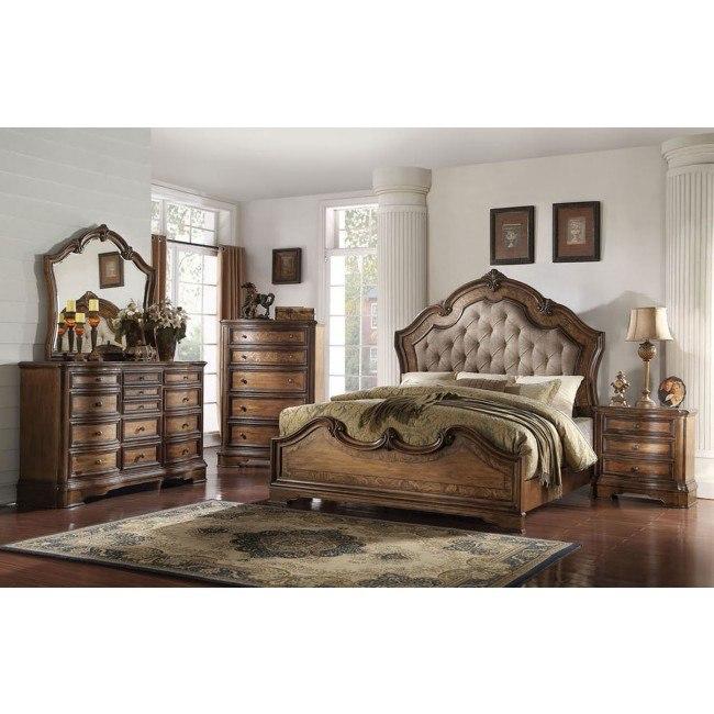 Valletta Panel Bedroom Set