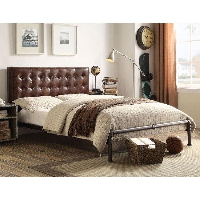 Brancaster Queen Metal Bed