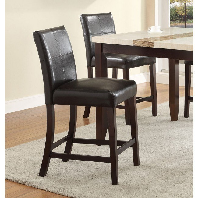 Larissa Counter Height Chair (Set of 2)