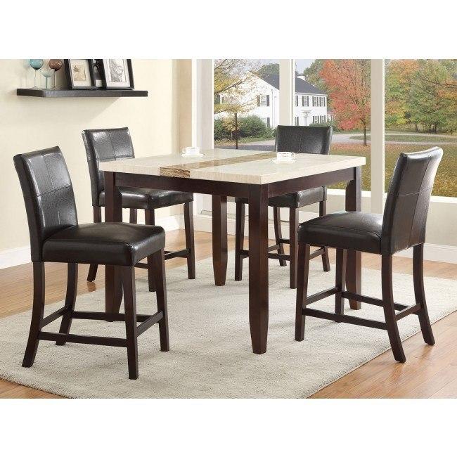 Larissa Counter Height Dining Room Set