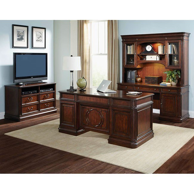 Brayton Manor Jr Executive Home Office Set