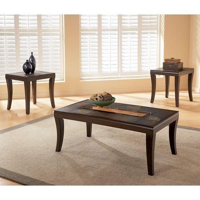 Laguna 3-Piece Occasional Table Set