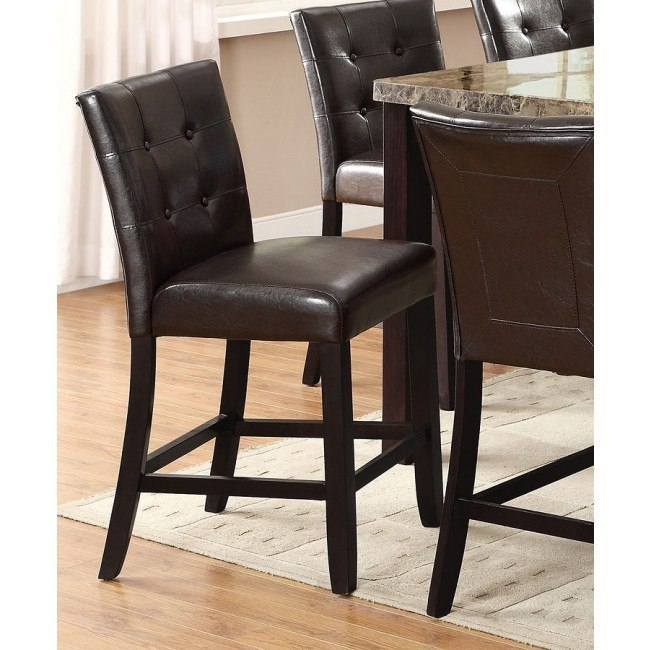Bruce Counter Height Chair (Set of 2)