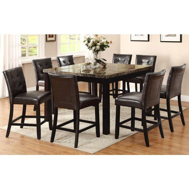 Bruce Counter Height Dining Room Set