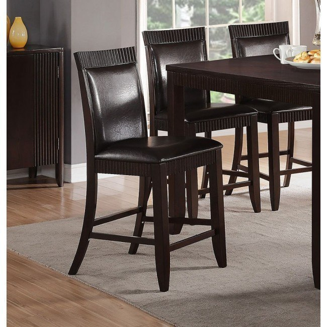 Ariana Counter Height Chair (Set of 2)