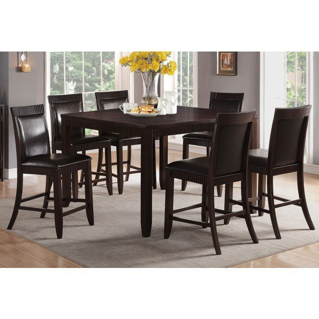 Ariana Counter Height Dining Room Set