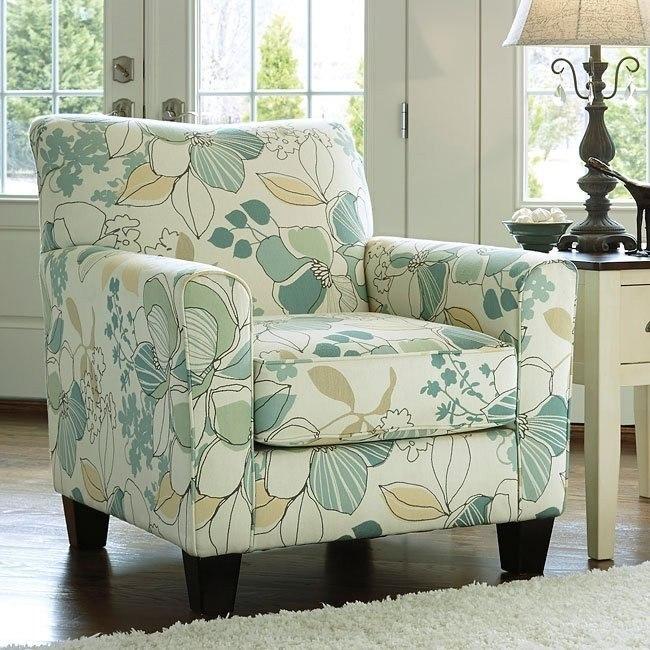 Daystar Seafoam Accent Chair