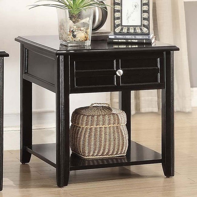 Carrier End Table