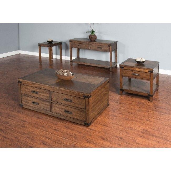 Safari Occasional Table Set
