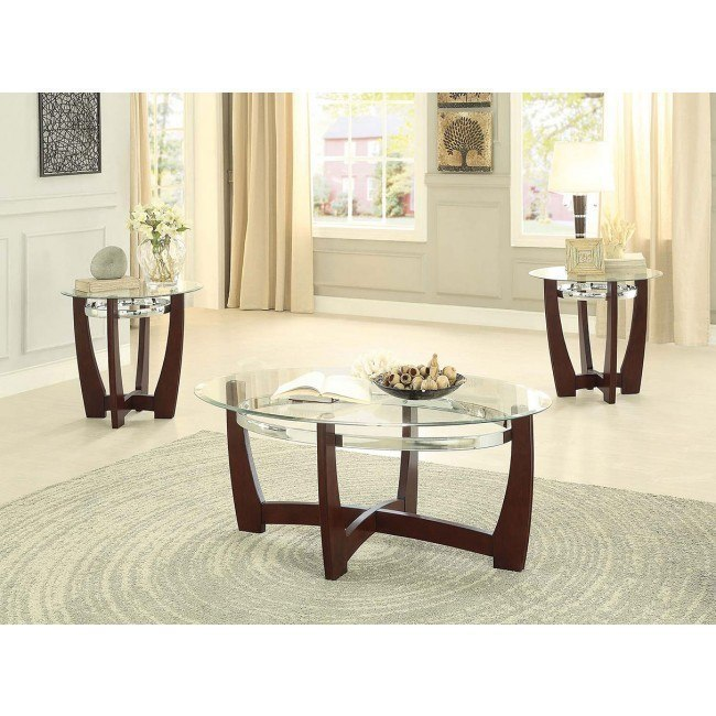 Vasily 3-Piece Occasional Table Set