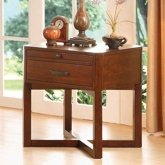 Capitan End Table