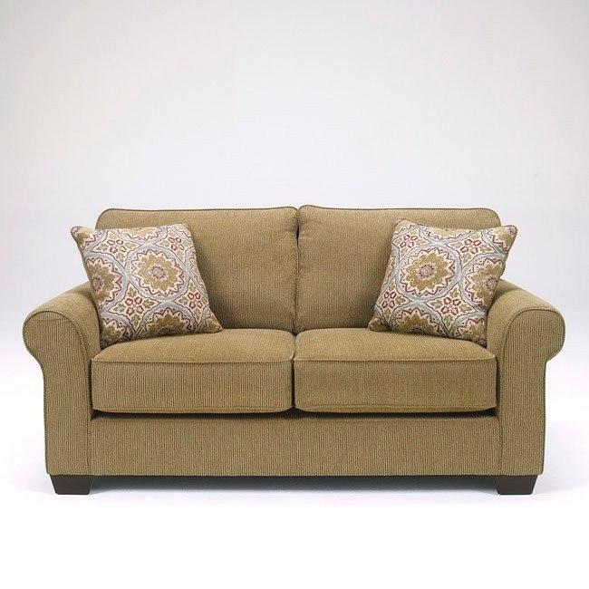 Wondrous Corridon Burlap Loveseat Beatyapartments Chair Design Images Beatyapartmentscom