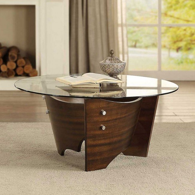 Laszlo Cocktail Table