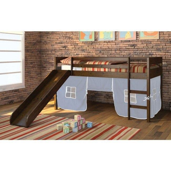 Tiona Loft Bed w/ Slide