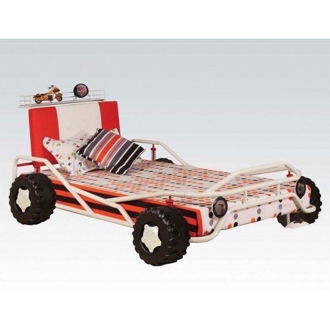 Carson Twin Racing Car Bed