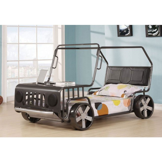 Jerome Twin Car Bed