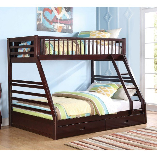 Jason Twin XL over Queen Bunk Bed