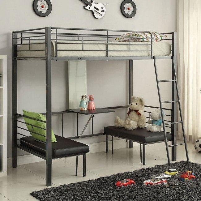 Hakem Loft Bed
