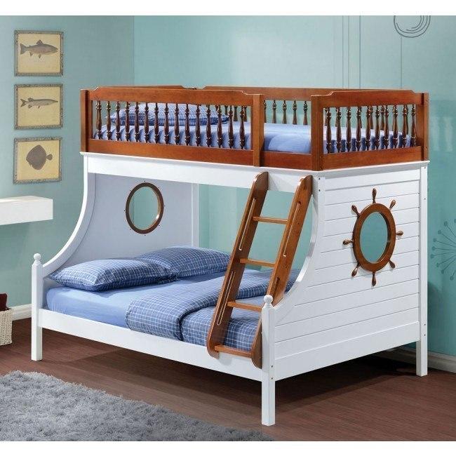 Farah Twin over Full Bunk Bed