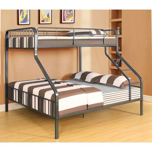 Caius Twin Xl Over Queen Bunk Bed Kids And Youth Furniture Kids