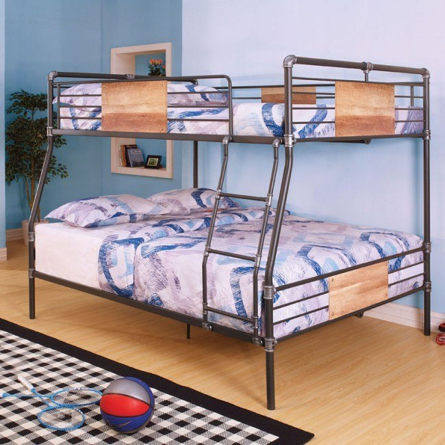Brantley Full XL over Queen Bunk Bed