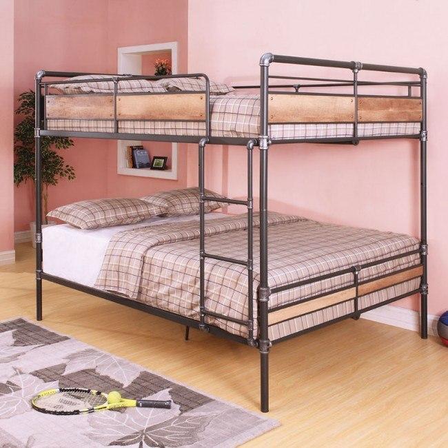 Brantley II Queen Bunk Bed