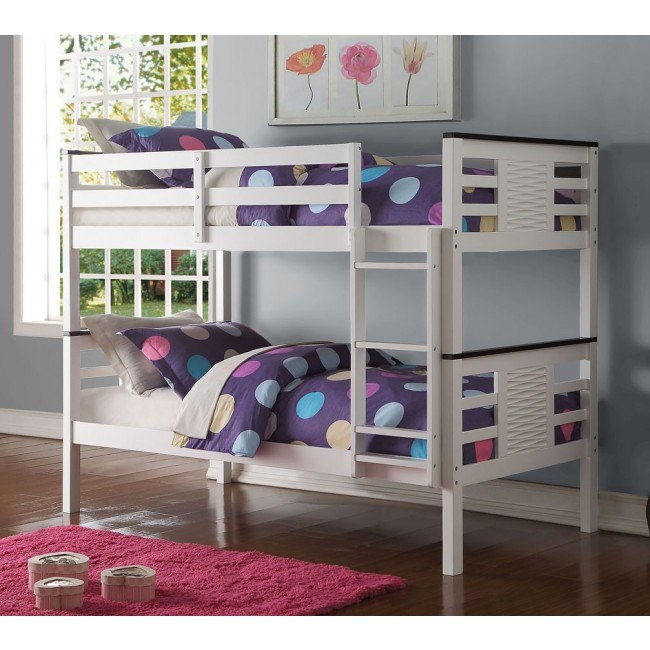 Florrie Youth Bunk Bedroom Set