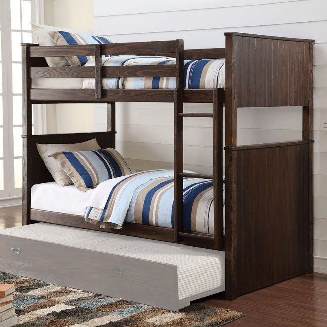 Hector Youth Twin Bunk Bed