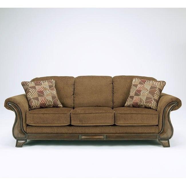 Montgomery Mocha Sofa By Signature Design By Ashley 1