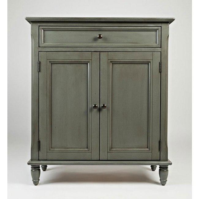 Avignon Accent Cabinet (Storm Grey)