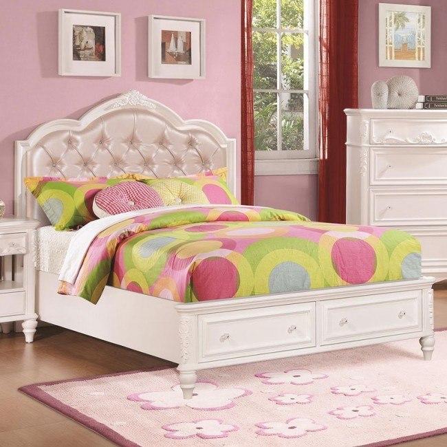 Caroline Youth Storage Bed