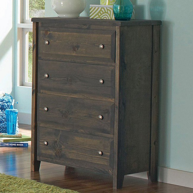 Wrangle Hill Youth 4 Drawer Chest